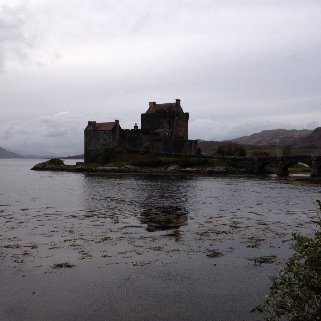 Eilean Donan Castle nr Kyle of Lochalsh