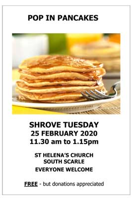 Pop in Pancakes 2020