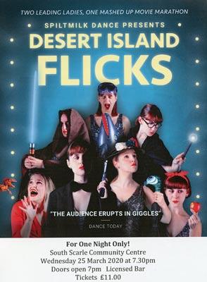 Desert Island Flicks
